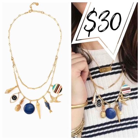 Stella dot jewelry stella dot jet necklace poshmark m5a77d3626bf5a6dfa5d5e682 aloadofball Images